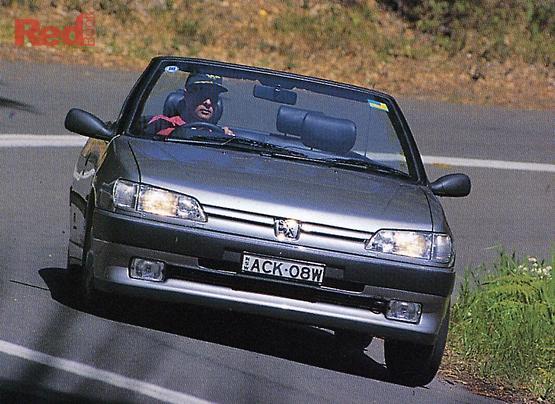1996 Peugeot 306 Manual