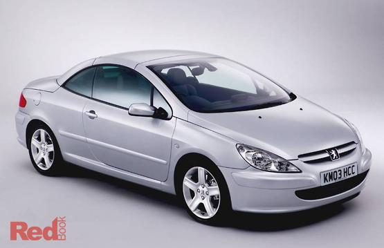 2004 Peugeot 307 CC Sport Manual MY03
