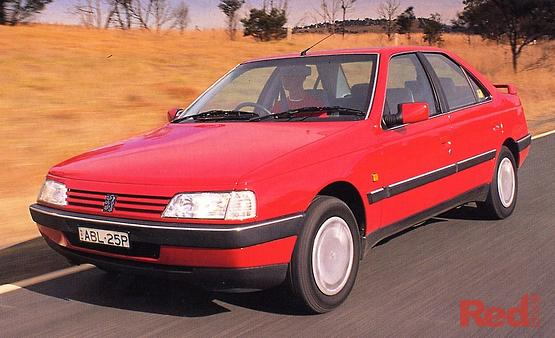 used car research used car prices compare cars redbook com au Peugeot 405 Mi 16 Speedometer 1989 peugeot 405 s auto