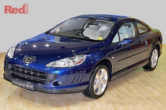 2009 Peugeot 407 Auto
