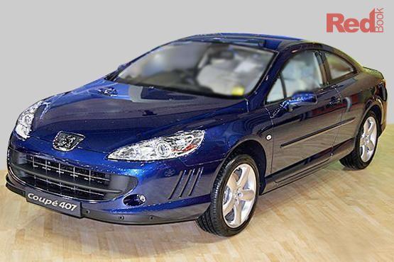 2009 Peugeot 407 Manual