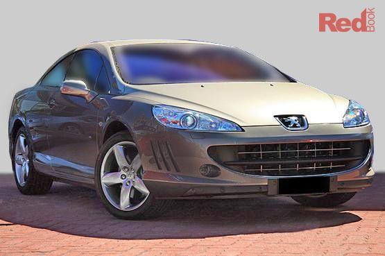 2009 Peugeot 407 HDi Auto