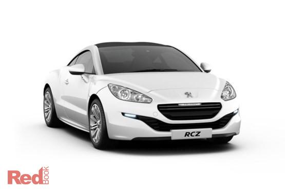 2013 Peugeot RCZ Manual MY13