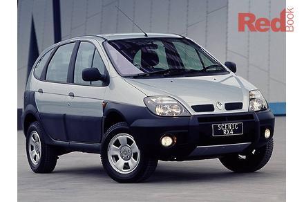 Renault scenic 2002 price & specs   carsguide.