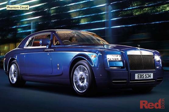 2014 Rolls-Royce Phantom Series II Auto MY15