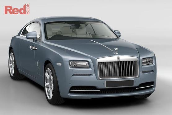 2015 Rolls-Royce Wraith Auto MY16