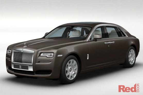 2015 Rolls-Royce Ghost 664L Series II Extended Wheelbase Auto MY15