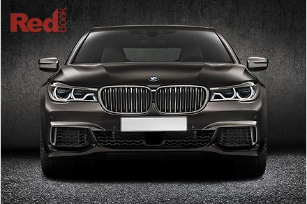 2017 BMW M760Li XDrive G12 Auto AWD