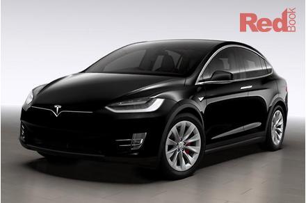 2016 Tesla Model X P100d Auto Awd