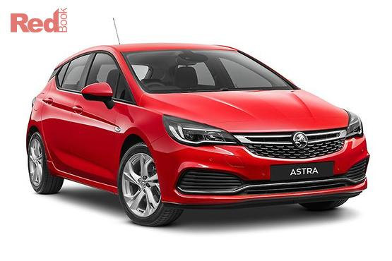 2018 Holden Astra RS BK Auto MY19