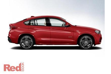 2016 BMW X4 XDrive35i F26 Auto 4x4