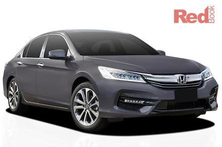 2017 Honda Accord VTi L Auto MY16