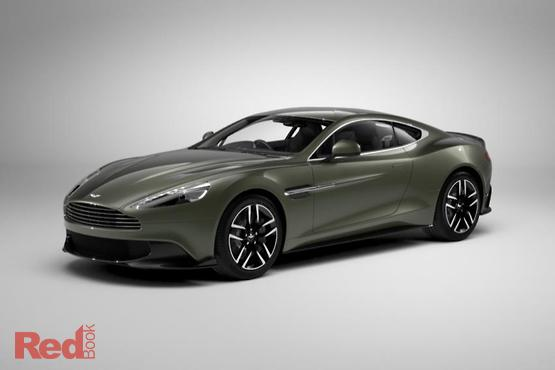 2017 Aston Martin Vanquish S Auto MY17.5