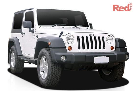 2010 Jeep Wrangler Unlimited Sport Manual 4x4 MY10