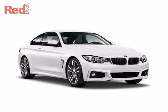 2017 BMW 4 Series 420i M Sport F32 LCI Manual