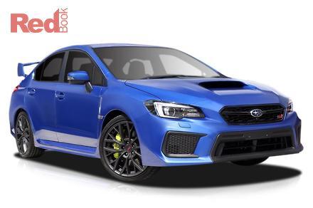2017 Subaru Wrx Sti Premium V1 Manual Awd My18