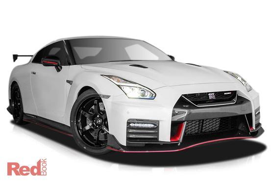 2017 Nissan GT R NISMO R35 Auto AWD MY17