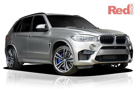2018 BMW X5 M F85 Auto 4x4