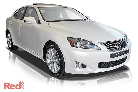 2013 Lexus IS250 X Auto MY13