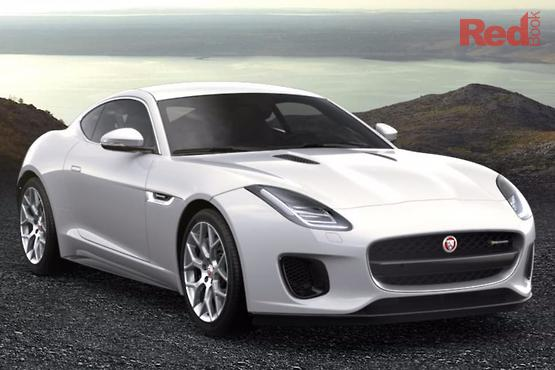 2019 Jaguar F-TYPE R-Dynamic 250kW Manual RWD MY20