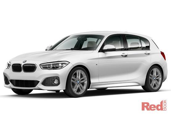 2019 BMW 1 Series 118i M Sport F20 LCI-2 Auto
