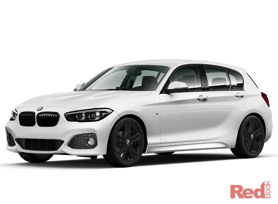 2019 BMW 1 Series 118i M Sport Shadow Edition F20 LCI-2 Manual