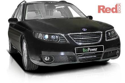 2008 Saab 9 5 Linear BioPower Auto MY08