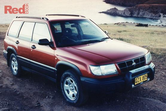 Used car research used car prices compare cars redbook 1997 subaru forester gx 79v auto awd sciox Images