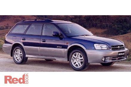 manual subaru outback 2002