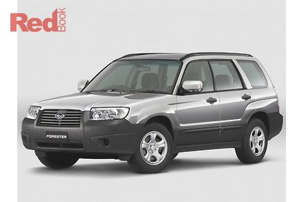 forester manual or auto