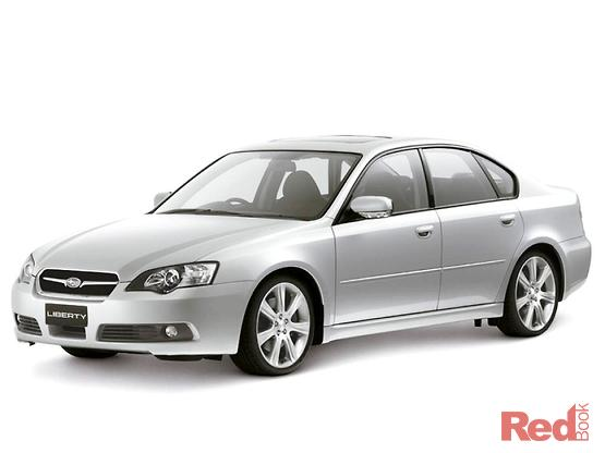 Subaru liberty 2006 specs