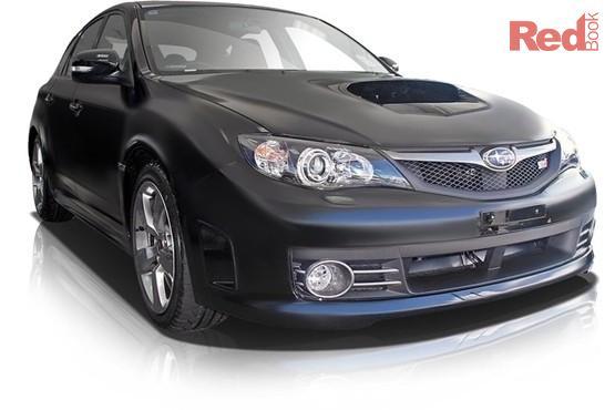 2012 Subaru Impreza WRX STI G3 Auto AWD MY12