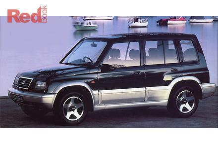 suzuki grand vitara 1998 fuel consumption