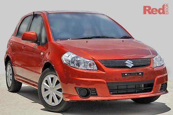 used car research used car prices compare cars redbook com au rh redbook com au 2009 Suzuki SX4 Problems 2008 Suzuki SX4 Exhaust Diagram