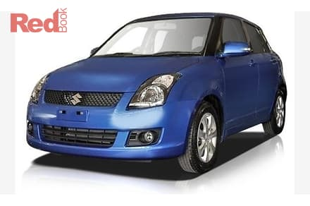 2009 Suzuki Swift Re4 Auto