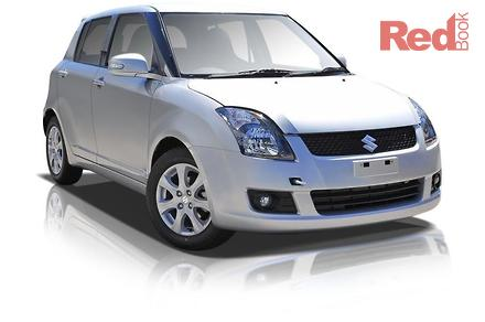2009 Suzuki Swift Re4 Manual