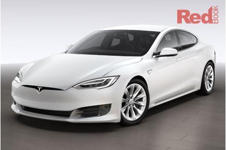 2016 Tesla Model S 60d Auto Awd