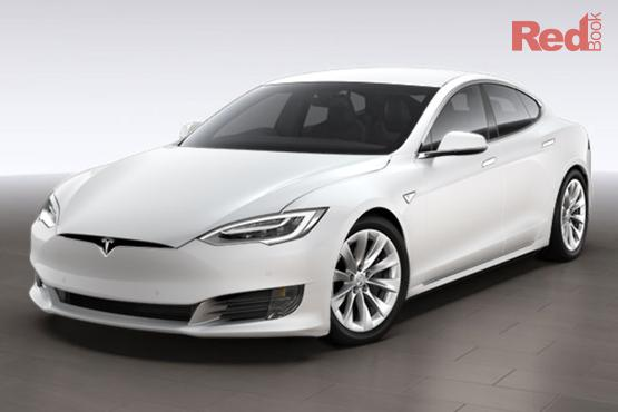 2016 Tesla Model S 75d Auto Awd