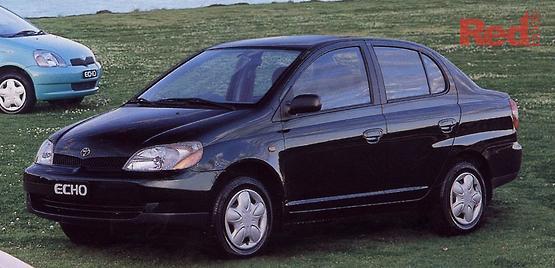 1999 Toyota Echo Auto
