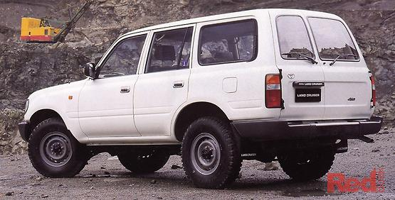 Lovely ... 1994 Toyota Landcruiser Manual 4x4 $43,700*. Open Gallery