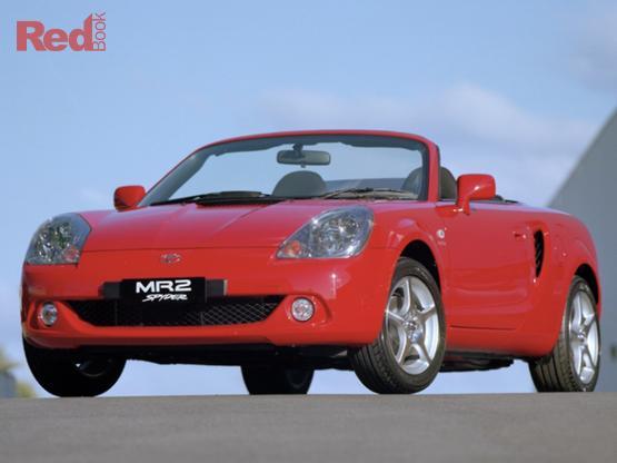2004 Toyota MR2 Spyder Auto