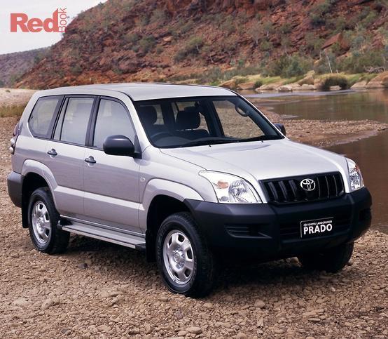 2004 Toyota Landcruiser Prado GX Auto 4x4