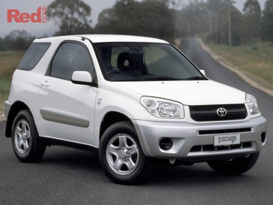 Perfect 2003 Toyota RAV4 CV Auto 4x4