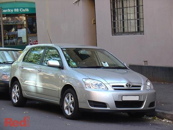2005 Toyota Corolla Manual Images Gallery
