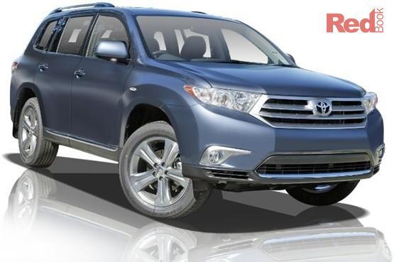 Toyota kluger 2012 price