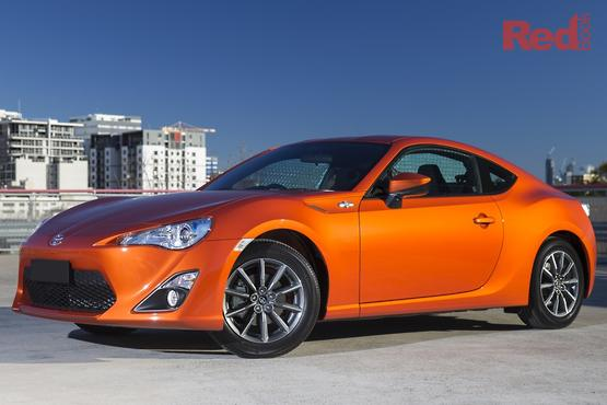 Exceptional 2014 Toyota 86 GT Auto