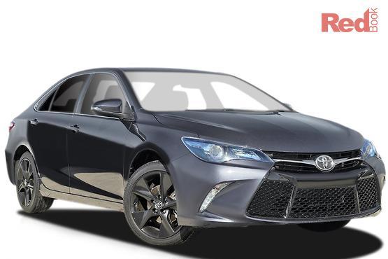 2015 Toyota Camry Atara SX Auto