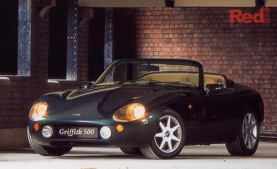 2003 TVR Griffith 500 Manual