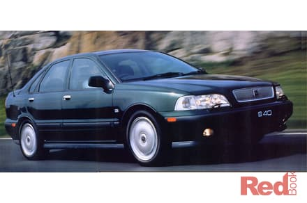 2002 volvo s40 1.9t specs