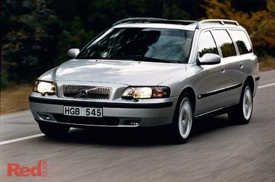 volvo v70 manual or automatic
